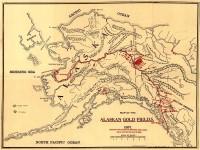Добыча золота на Аляске и в мире