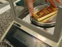 Покупаем золото в банке