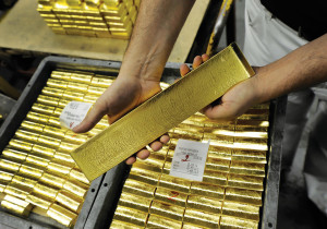 Как производятся торговля золотом в реальном времени