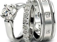 Достоинства и особенности обручальных колец из платины