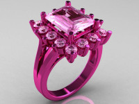 Модный тренд розового золота