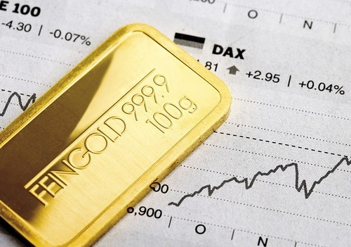 спотовая цена золота