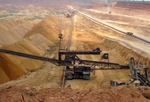 Разработка золота
