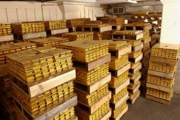 Склад золота