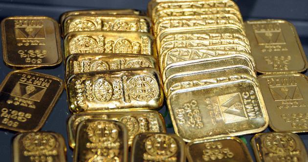 Раньше в россии было золото