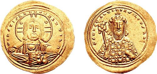 Монета Древней Руси
