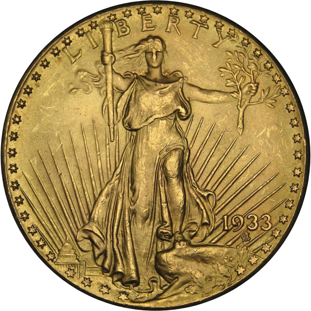 Монета liberty