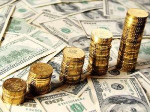 Монеты и доллары