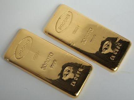 Как купить слиток золота 999 пробы в Сбербанке: стоимость