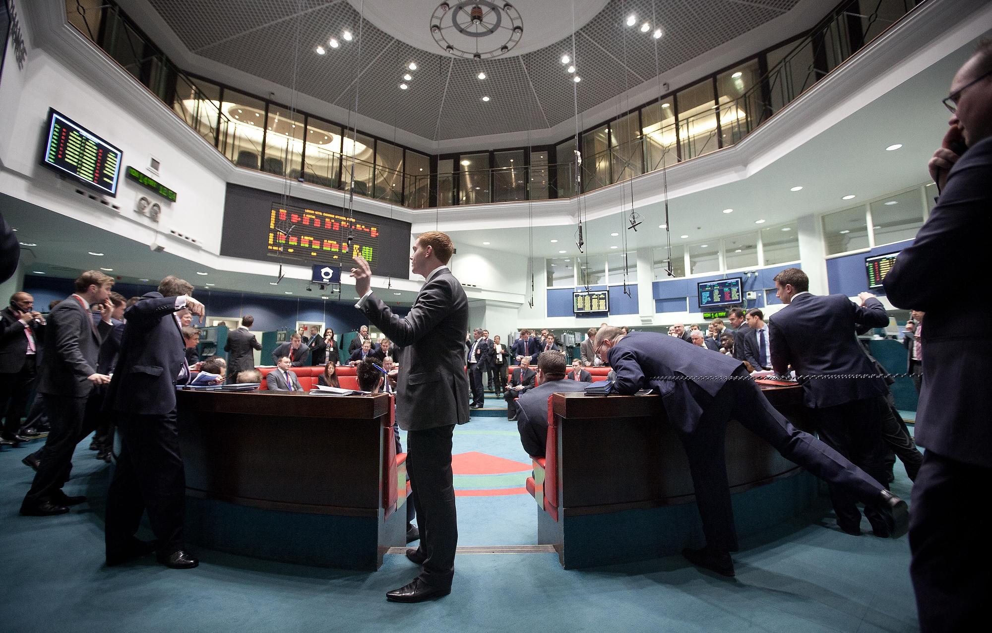 Цена тройской унции на лондонской бирже