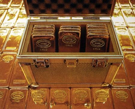 Где можно купить золото? Слитки, монеты, металлические