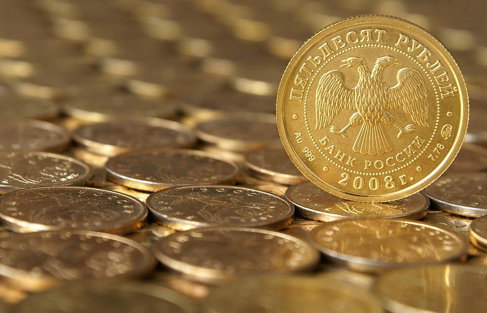 Привязка рубля к золоту