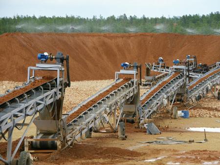 Золотой рудник в Якутии