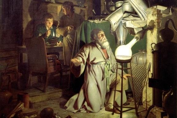 Алхимики и золото