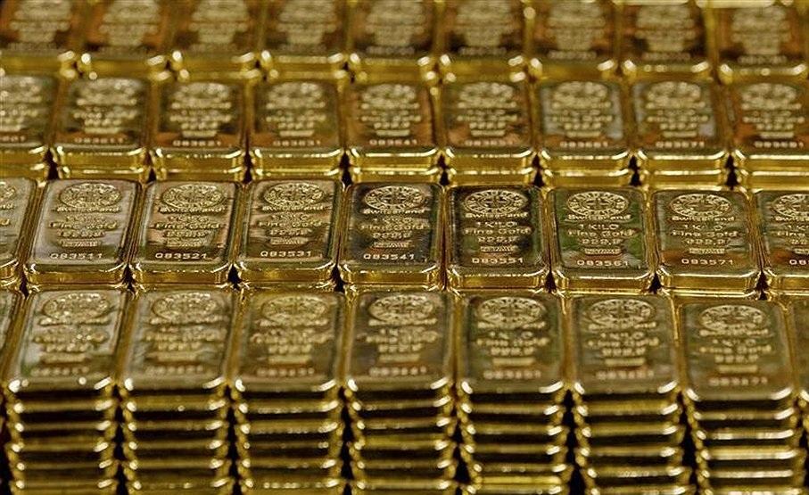 Золото в кризис