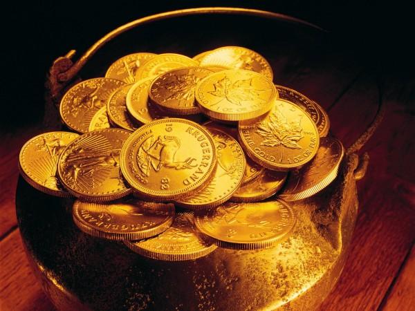 Золото как валюта
