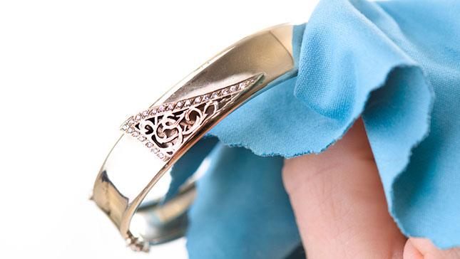 Чистка кольца