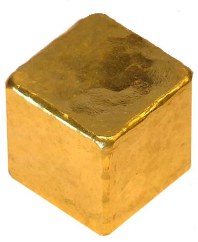 Золотой куб