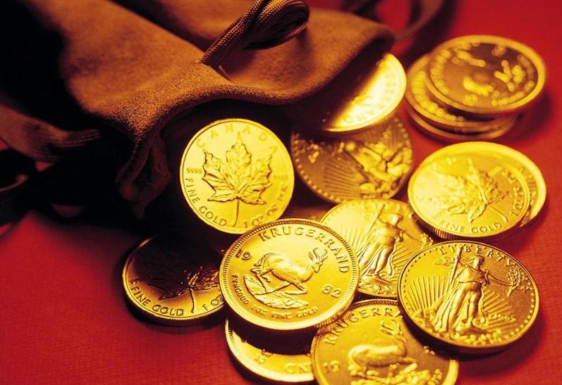 Расчеты золотом