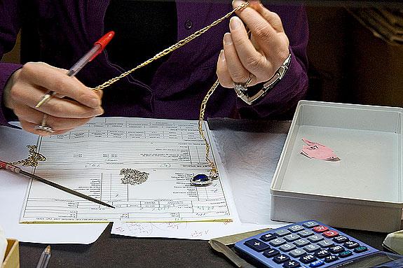 Стоимость золота в ломбардах в калининграде