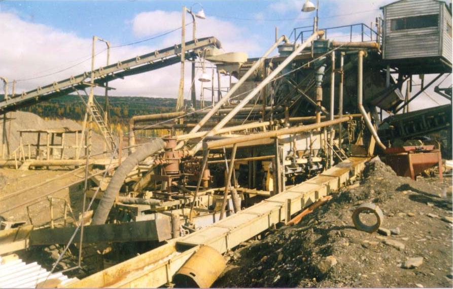 Разработка Золота в Сухом Логу