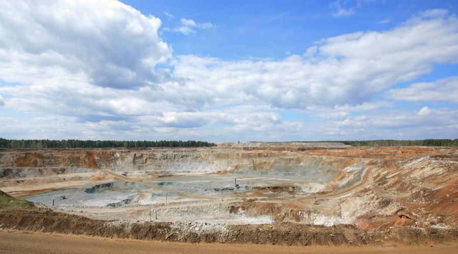 Разработка золота в Свердловской области