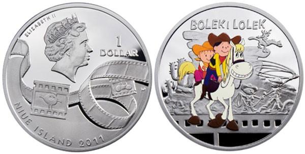 Монета Болек и Лелек