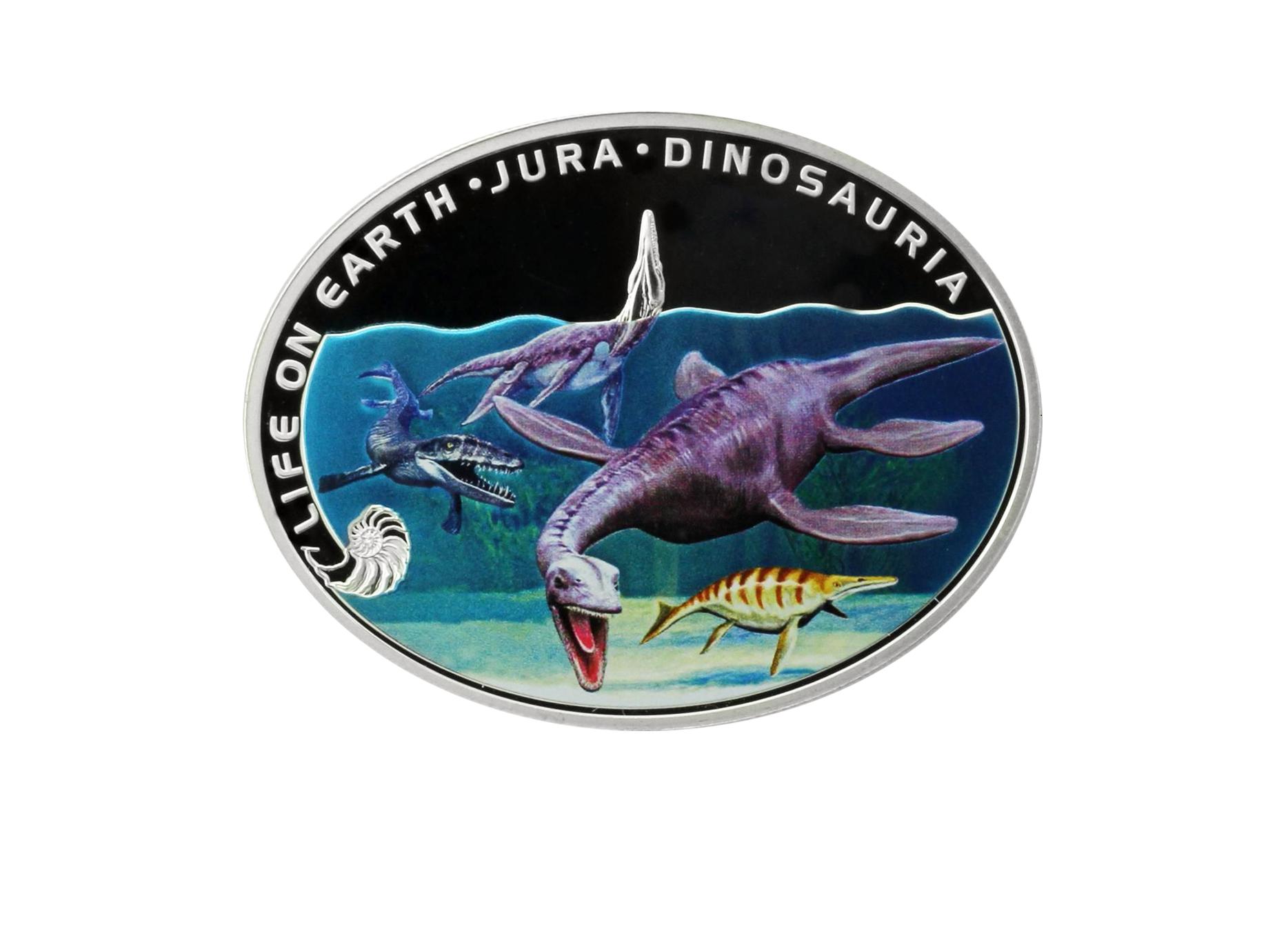 Динозавры морские