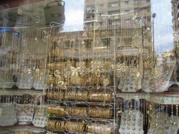 Египетская ювелирная лавка