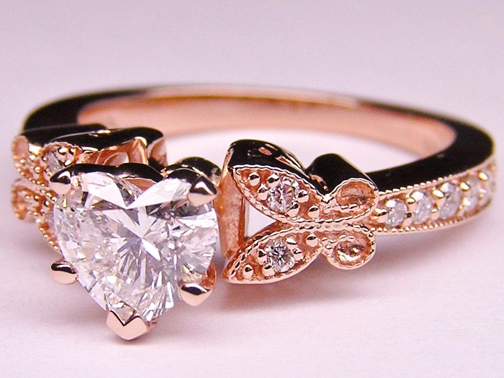 Розовое кольцо