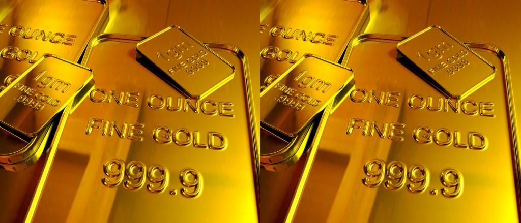 Сколько весит слиток золота - YouTube