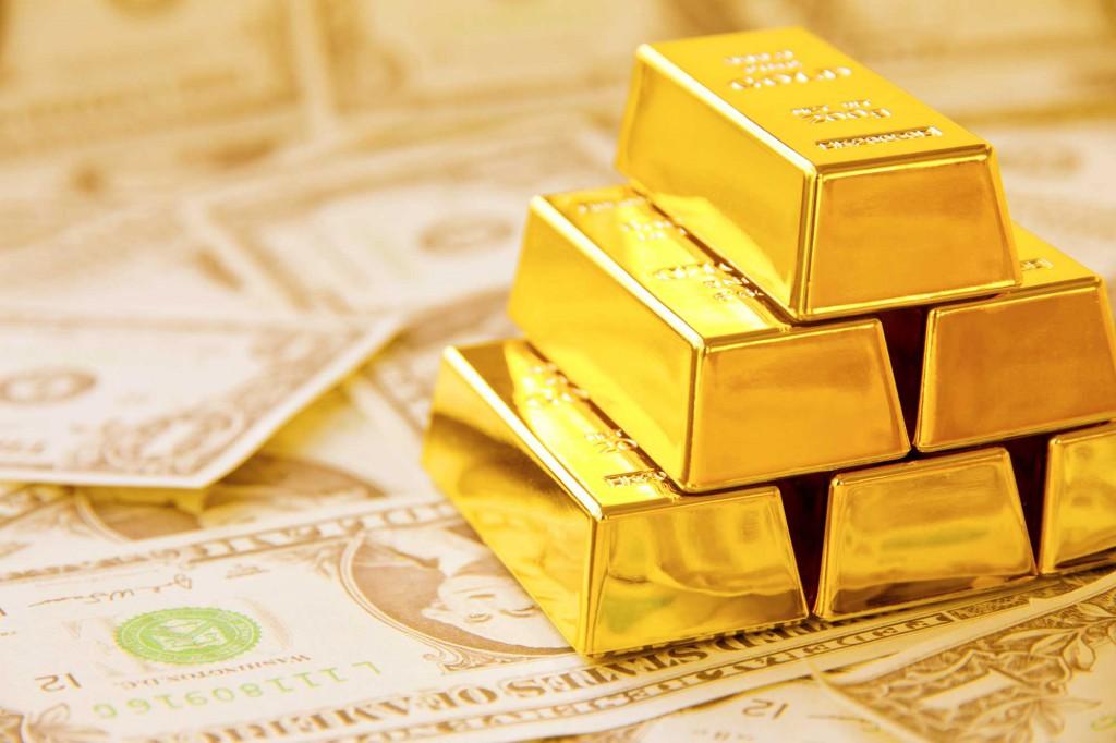 Золото на долларах