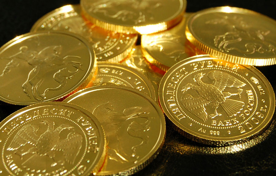 Покупка слитков золота в РФ без НДС станет реальностью