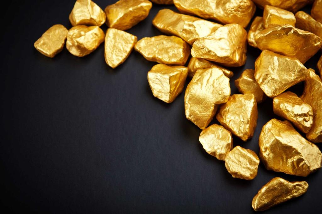 Золотые самородки