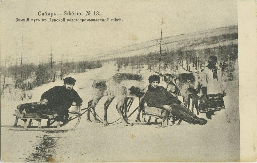 Золотая лихорадка в Сибири