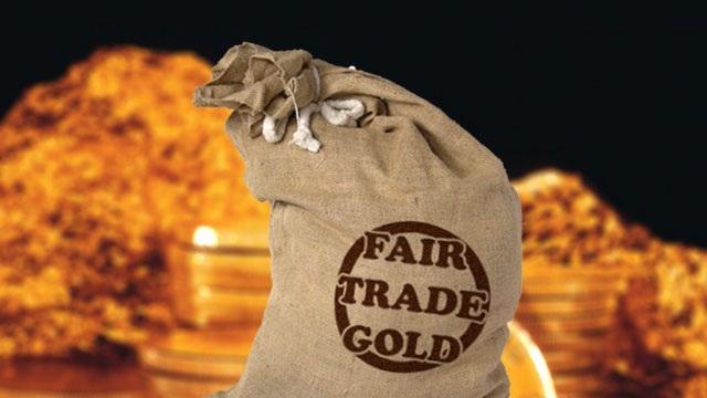 Мешок с золотом