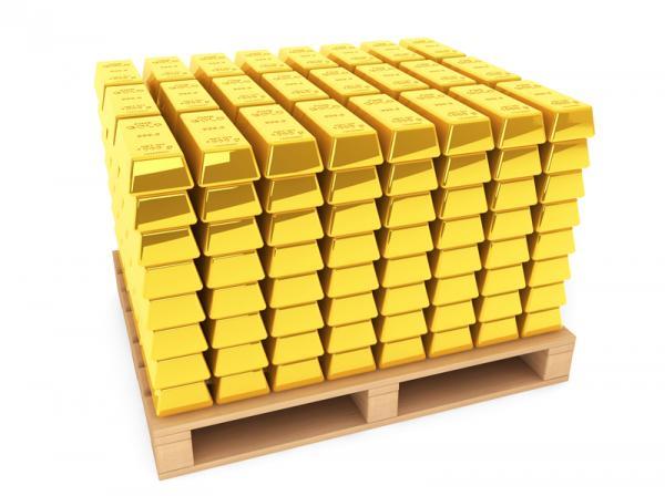 Пять тонн золота