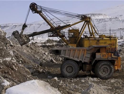 Добыча ископаемых в Приморье