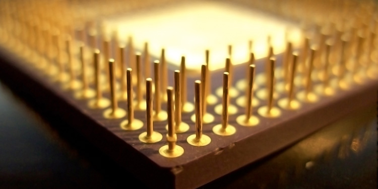 Золотосодержащий процессор