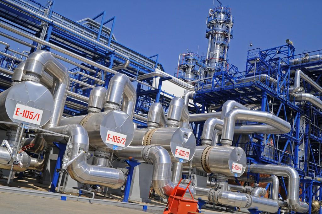 Крекинг нефти
