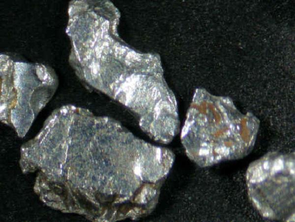 Камни с содержанием платиноидов