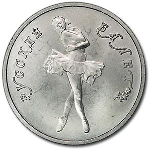 Инвестиционная монета из палладия