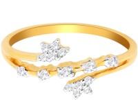 Украшения с золотом и бриллиантами