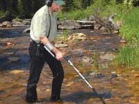 Как использовать металлоискатели для поиска золота
