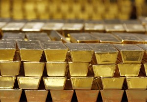 Где хранят золото России