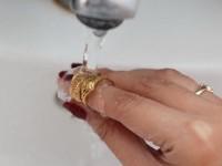 Учимся, как чистить золото правильно