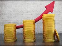 График на курс золота к рублю