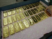 Сколько стоят слитки золота