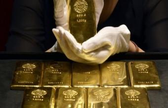 Продажа золота в банках России
