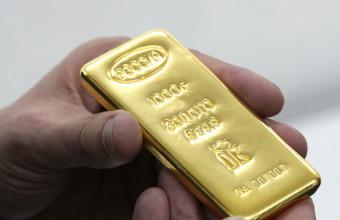 Экспорт золота из России